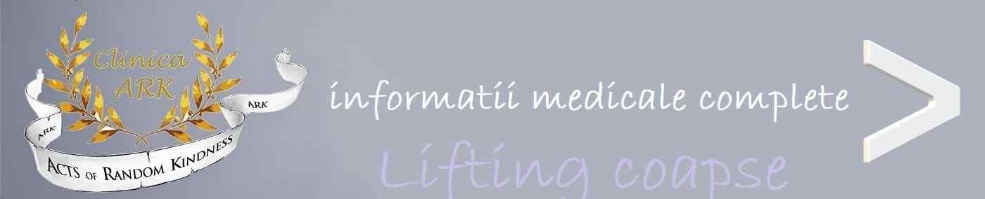 Preturi lifting coapse Bucuresti